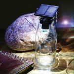 Solar LED Bottle Light & Flashlight - Self-Sustaining Portable Lamp 2