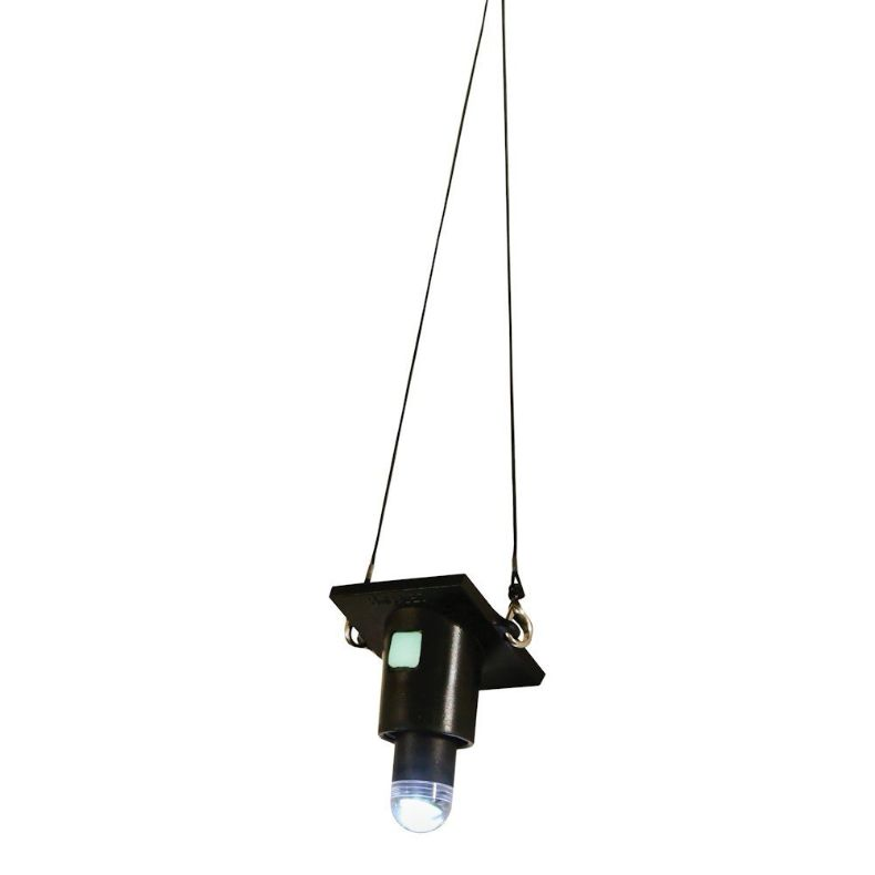 Solar LED Bottle Light & Flashlight - Self-Sustaining Portable Lamp 2
