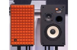 JBL Introduces L82 Classic Bookshelf Loudspeakers at CES