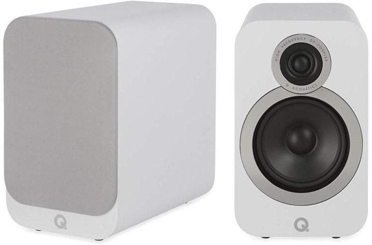 Q Acoustics New Shelf Speaker Q Acoustics 3030i