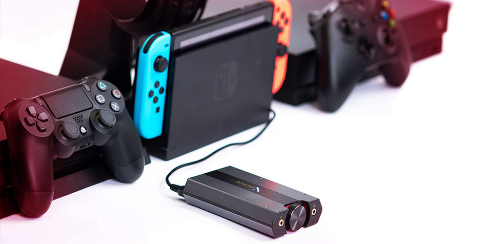 Best DACs for Gaming (PS4, Xbox, PC)