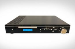Eternal Arts DP MkII DAC: CD-Player with USB-DAC