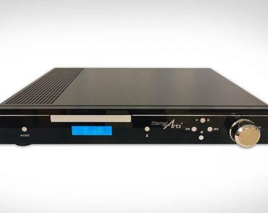 Eternal Arts DP MkII DAC: CD-Player with USB-DAC