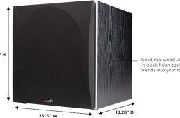Polk Audio PSW505 Review