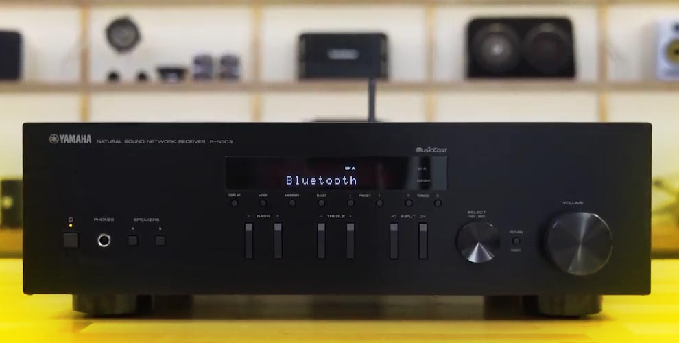 Best Budget Stereo Receivers Under $200, $300, $500