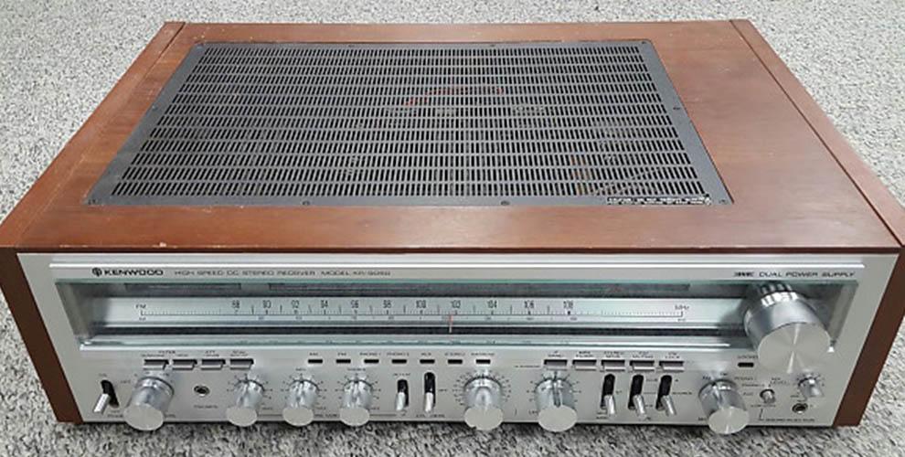 Kenwood KR-9050 vintage Stereo Receiver