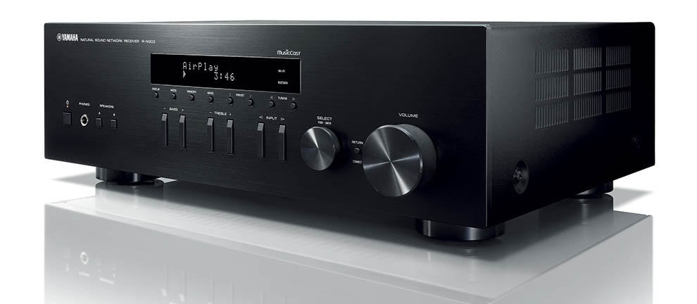 What is a stereo receiver 1