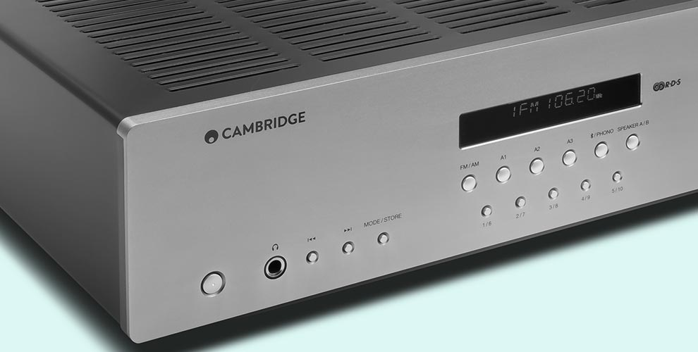 What is a stereo receiver