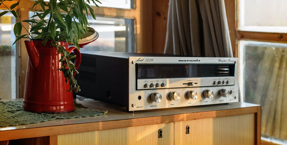 Some of the Best Vintage Stereo Receivers of All Time