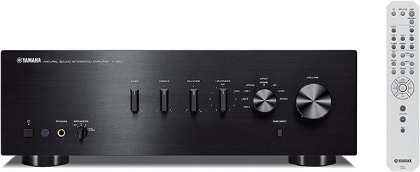 Yamaha A-S301BL Review