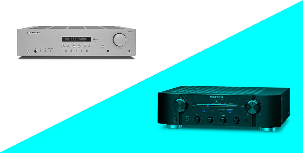 Cambridge Audio VS Marantz