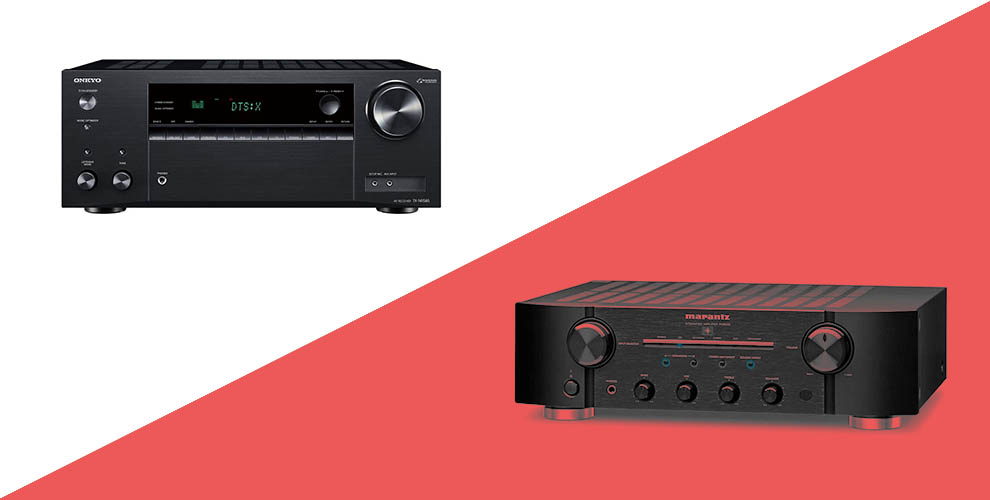 Onkyo vs Marantz compared