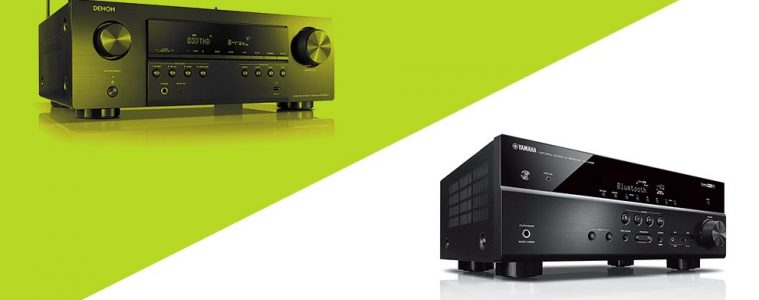 Yamaha vs Denon Comparing integrated amplifiers and AV receivers