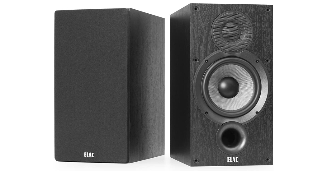 Review of Elac debut 2.0 b6.2.